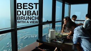 The BEST Dubai Brunch and Burj Al Arab | Dubai, UAE