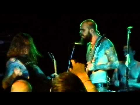 baroness---the-sweetest-curse-(live-at-manchester-22/10/13)
