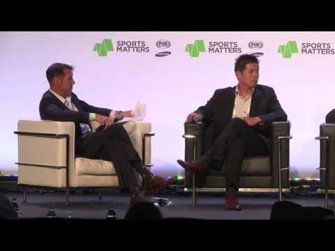 Panel: Asian sports broadcasting @ Sports Matters 2014
