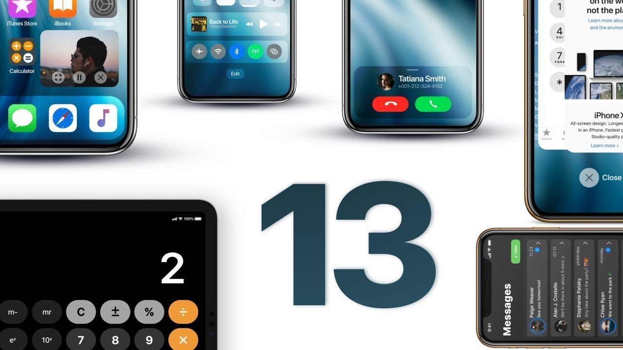 Introducing iOS 13 — Apple