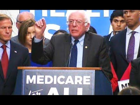 Fifteen Democrats Back Bernie