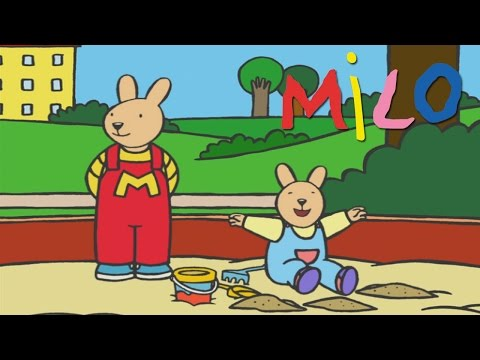 Milo - The Baby | Cartoon For Kids