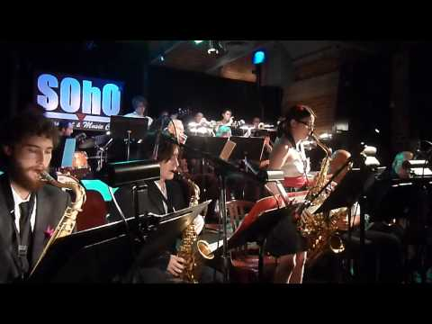 Good Times Band SoHo 16 March 2015