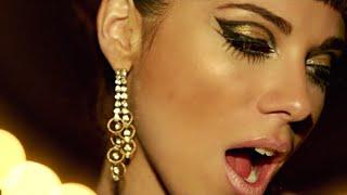 christina perri  burning gold official video inspired makeup tutorial