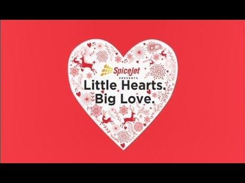 SpiceJet's 'Little hearts, Big Love' Christmas initiative