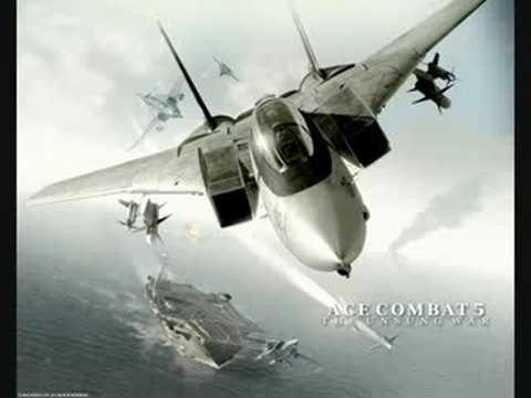 Ace Combat 5: The Unsung War  The Last Battle