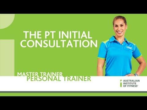 The PT Initial Consultation