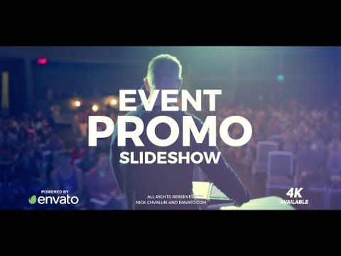 music event promo after effects template free