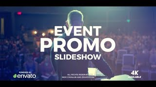 Event Promo // Conference Opener | After Effects template
