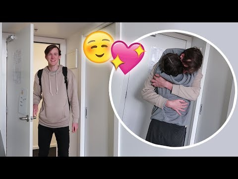 My Boyfriend Surprised Me!!