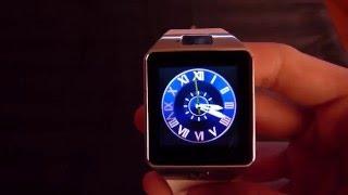 Smart Watch Phone DZ09 en Français