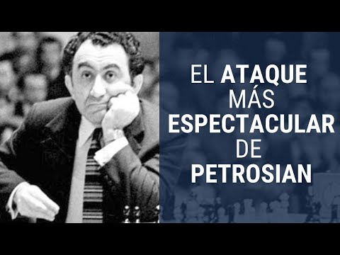 El contraataque más espectacular de Tigran Petrosian. Así destrozó a Spassky.