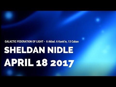 Sheldan Nidle - April-18-2017