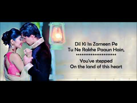 Yahan Wahan Hai Tu (Naira Version) - Yeh Rishta Kya Kehlata Hai - Lyrical Video With Translation