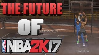ATHLETIC FINISHERS ARE THE FUTURE OF 2K!! SLASHERS AND ATHLETIC FINISHERS ARE GODS!! NBA2K17 MYPARK