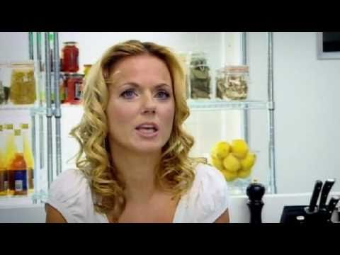 Geri Halliwell in the Kitchen - Gordon Ramsay