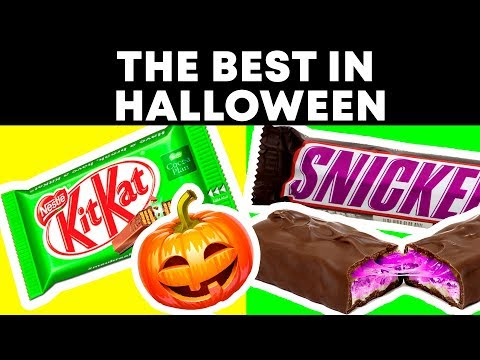 Top 10 Best Halloween Candies YOU SHOULD Absolutely Eat!