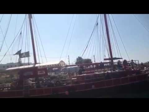 Naked girls on boat ytoutube Naked Girls On The Pirates Boat Youtube