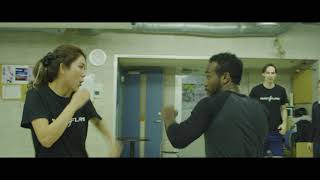 Quiet Flame Productions - Fight Choreography (Action) Class