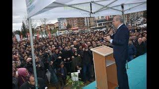 Video  Mahmut Coşkun - Numan Kurtulmuş, Boyabatta Vatandaşlara Seslendi
