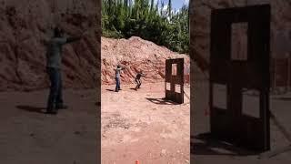 Pistola Córdova Compacta de Indumil.