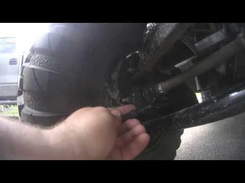 2015 Mule Pro Fxt parking brake adjustment