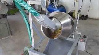 Nuts Roasting Machine / Cereals Roasting Machine / General Purpose Roasting Machine