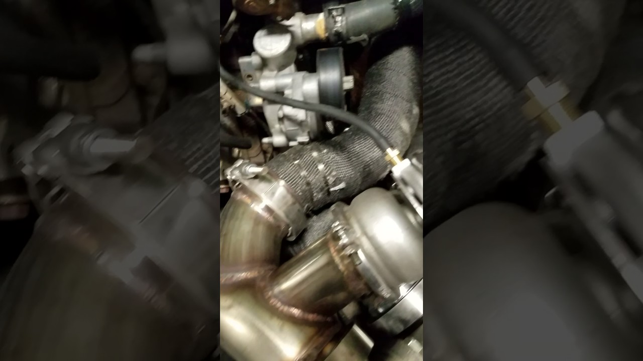 91 camaro 5 3 swap with a cxracing turbo kit