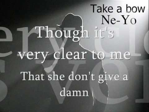 Take a bow (cover) Ne-Yo