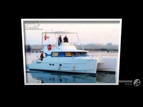 Fountaine pajot maryland 37 power boat, catamaran year - 2005