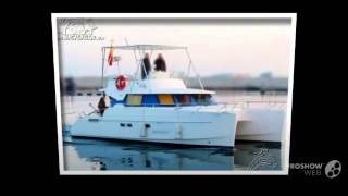 Fountaine pajot maryland 37 power boat, catamaran year - 2005
