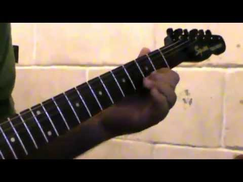 Alan Jackson Pop A Top guitar solo - YouTube