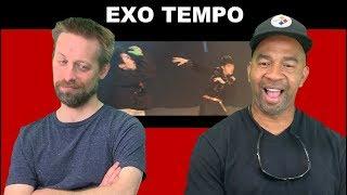 Exo 엑소 Tempo REACTION