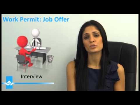Do I Need a Job Offer to Obtain Work Permit for Canada