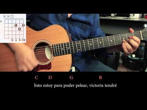 Dragon Ball Z - El Poder Nuestro Es DEMO Guitarra