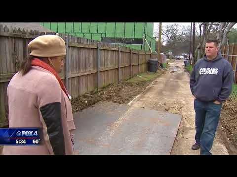 Man posts video of gas leak days before Northwest Dallas house explosion