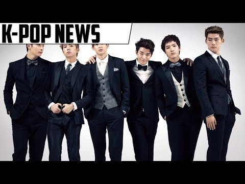 2PM Named Directors Of External Affairs At JYP Entertainment.