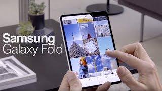 Это- Samsung Galaxy Fold!