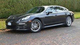 2014 Porsche Panamera 4S review(The 2014 Porsche Panamera gets significant changes as part of its mid-cysle refresh., 2013-11-10T00:50:35.000Z)