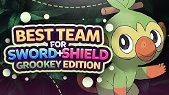 Best Team for Sword and Shield: Grookey Edition
