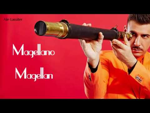 Francesco Gabbani-Magellano Lyrics (Sub Ita/Eng)