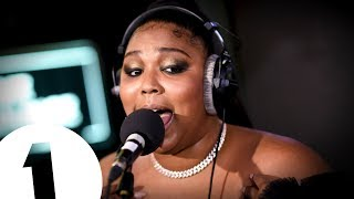 Lizzo - Nothing Breaks Like A Heart in the Live Lounge Video