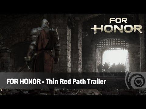 for-honor:-trailer-zu-thin-red-path- -ubisoft-[de]
