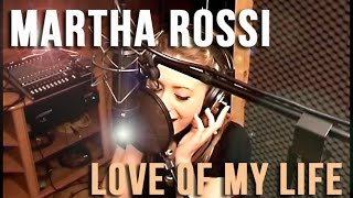 "Martha Rossi Cover Queen ""Love of my Life"""