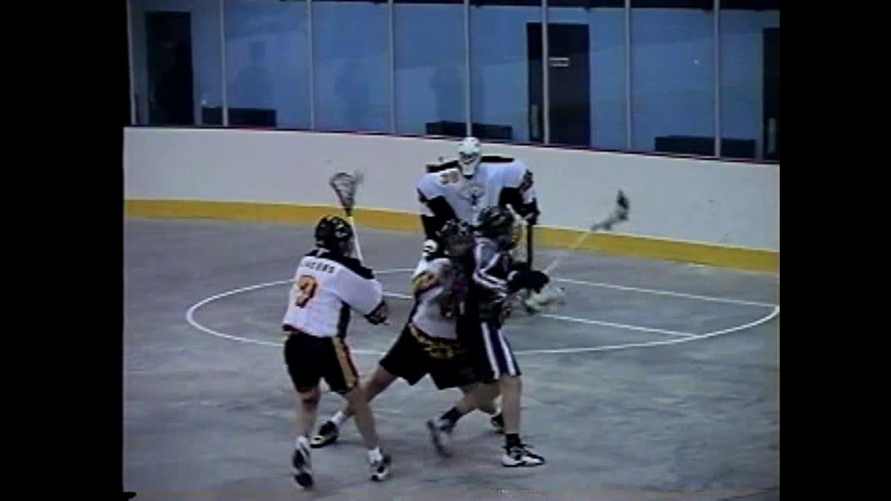 Ganienkeh Gunners - Outlaws Lacrosse  6-7-98