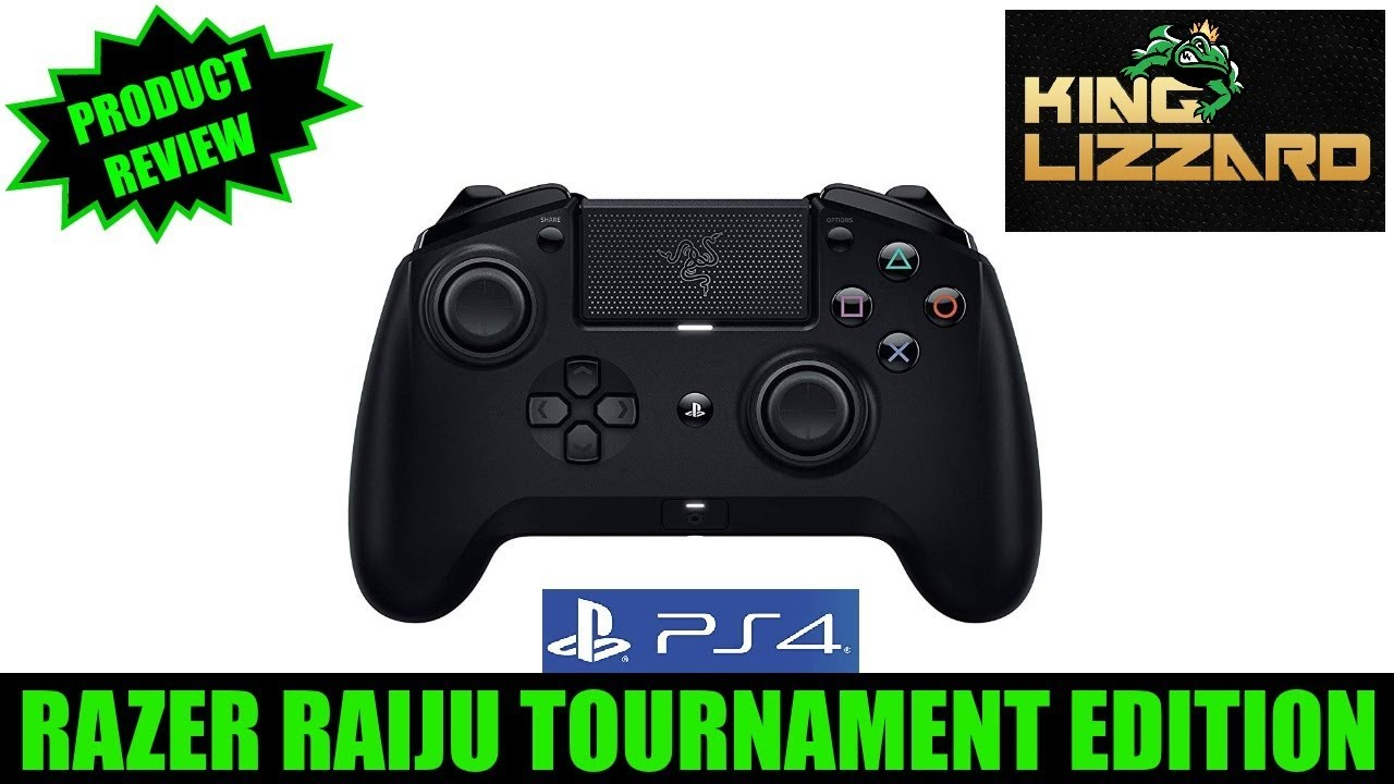 RAZER RAIJU TOURNAMENT EDITION REVIEW