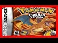 ⚔Pokemon Fire Red Gba español #1Gameplay Game Boy Advance