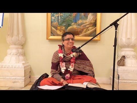 Morning Class SB 4.9.5 - Chandra Vallabhi Devi Dasi - 25 April 2018
