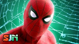 Spider-Man Homecoming: Web Wings Revealed!