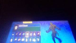here's my locker fortnite